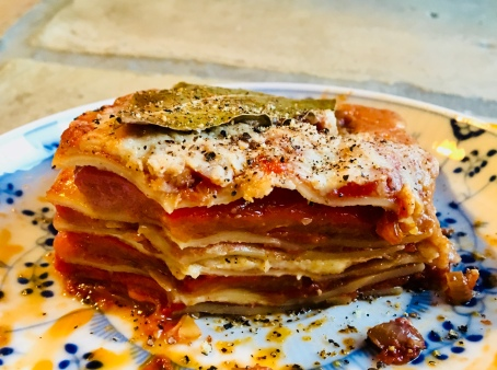 Mole Lasagne