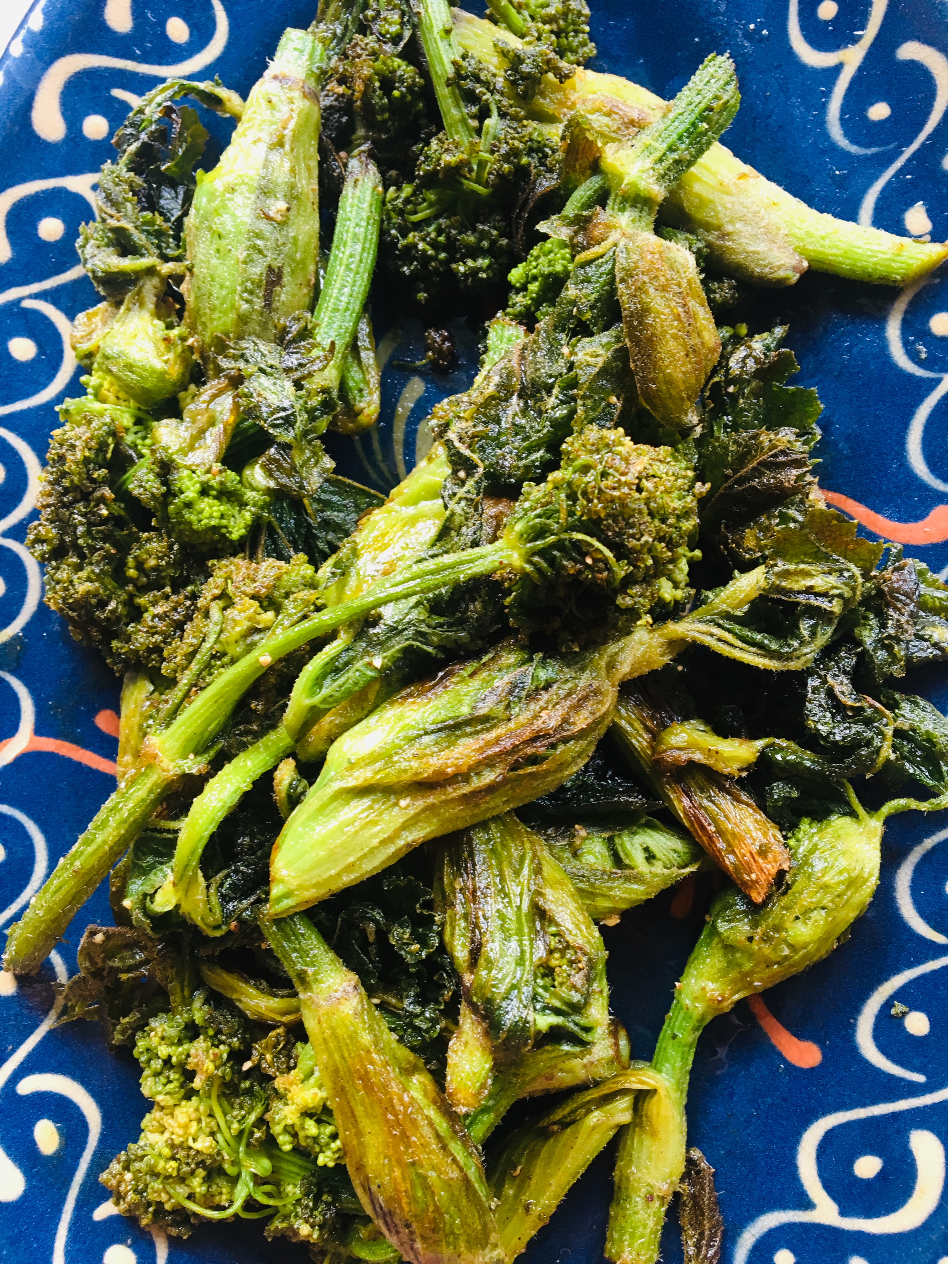 Wiesen-Brokkoli – Delikatesse im Juni